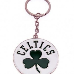 Boston Celtics crest Key ring NBA official product