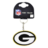 Green Bay Packers crest Key ring NFL official product