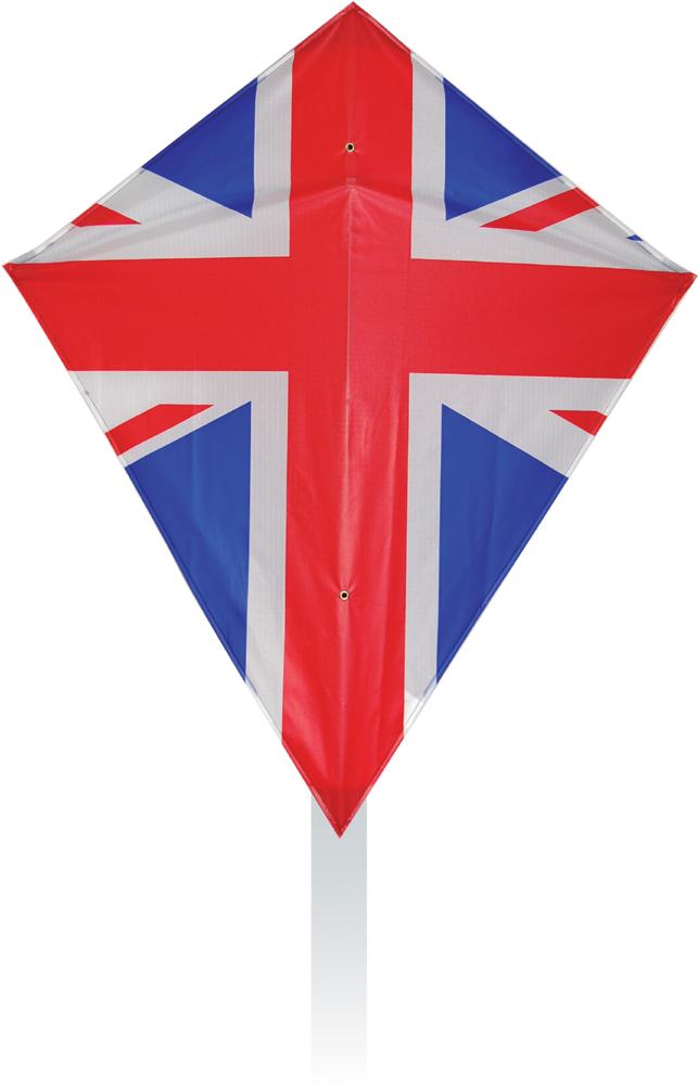 Union Flag Union Jack Tradional Diamond Kite Flagseller