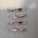 Snap swivel ( pack 4 ) for Windsocks or rigs