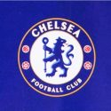 Chelsea flag 5ft x 3ft with eyelets
