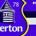 Everton flag 5ft x 3ft
