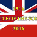 Battle of the somme flag  5ft x 3ft