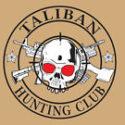 Taliban hunting club flag 5ft x 3ft