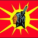 Mohawk flag 5ft x 3ft