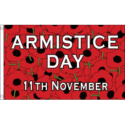Armistice day flag 5x3ft remembrance day poppy day