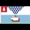 Belfast flag 5x3ft