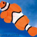 Clownfish windsock
