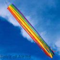 Ribbon dancer wind tail windsock