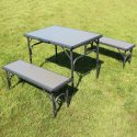 Table and bench portable camping setup high quality from Outdoor revolution