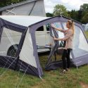 Sportline canopi for camper vans from Outdoor revolution
