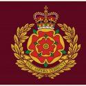 Duke of Lancaster regiment flag 5ft x 3ft with eyelets