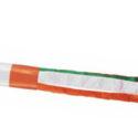 Ireland Eire flag tube windsock 60″