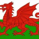 Wales Welsh flag 5ft x 3ft premium quality with eyelets